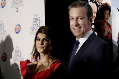 UPI Spotlight: Nia Vardalos says challenge of becoming a mom led to 'My Big Fat Greek Wedding 2' delay