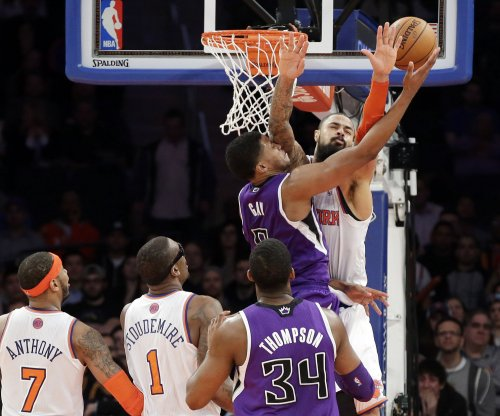 Agent: Injured Rudy Gay to opt out of Sacramento Kings' contract