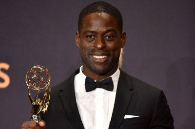 Sterling K. Brown finishes Emmy speech backstage after being cut off