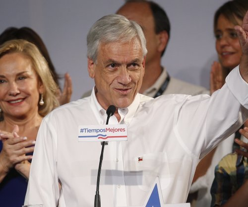 Sebastian Pinera wins Chile's presidential run-off election