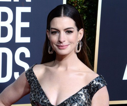 Anne Hathaway on 'Princess Diaries 3': 'We're working on it'
