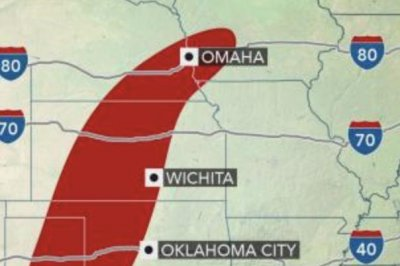 New round of severe weather to batter storm-ravaged Plains, central U.S.