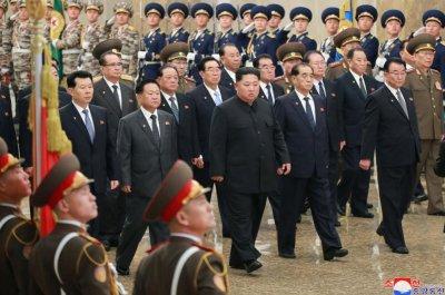 Kim Jong Un observes father's death anniversary, rejects U.S. talks