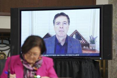 Comey to testify in Senate on origins of Justice Dept. Russia inquiry