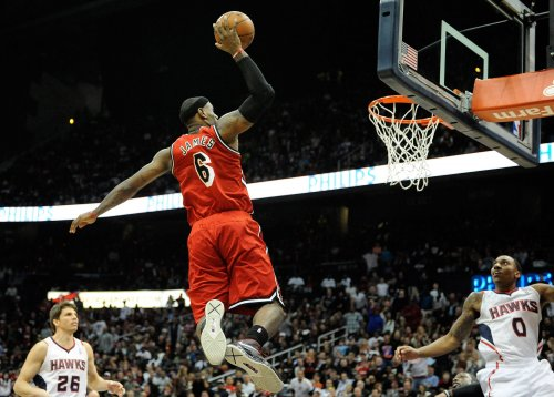 Magic will pay James to enter dunk contest