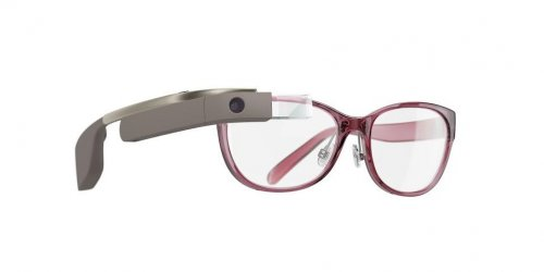 Diane von Furstenberg designs frames for Google Glass