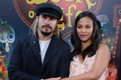 Zoe Saldana, husband Marco Perego welcome twin boys