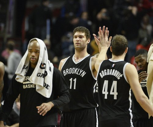 Lopez leads Brooklyn Nets over Los Angeles Lakers