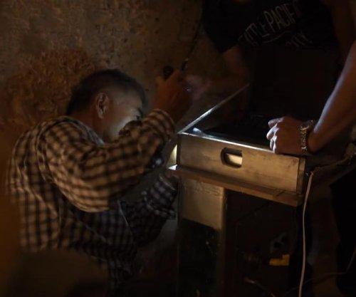 King Tut tomb scans show '90 percent' chance of hidden room
