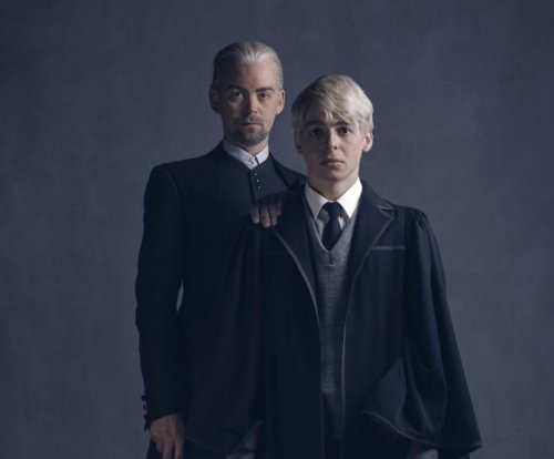 'Harry Potter and the Cursed Child' releases Draco Malfoy, Scorpius Malfoy character portraits