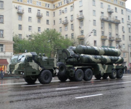 Report: Russia to send S-400 to Crimea next month