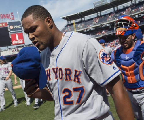 Jeurys Familia, New York Mets hold off Chicago Cubs