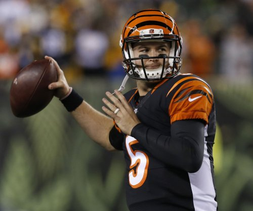 Cincinnati Bengals get selective in trade talks for QB AJ McCarron