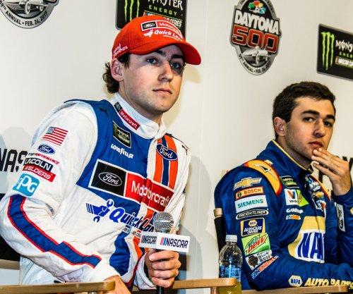 Late pass gives Ryan Blaney NASCAR Xfinity Series win