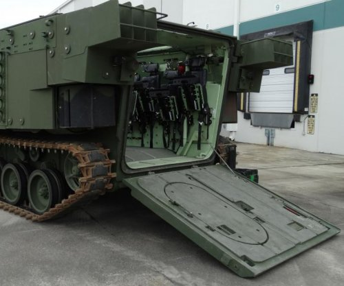SAIC contract for upgraded Marine vehicles advances