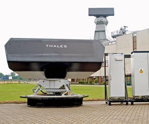Thales demos capability of ballistic missile tracking radar