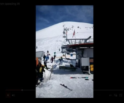 Several injured by out-of-control ski lift in Georgia