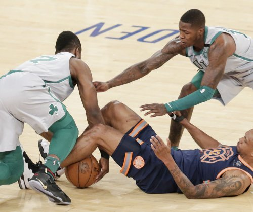 Thunder come to Boston with six-game win streak