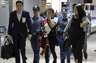 Rappler CEO and Duterte critic arrested over foreign ownership charges
