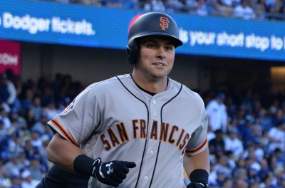 San Francisco Giants second baseman Joe Panik designated for assignment
