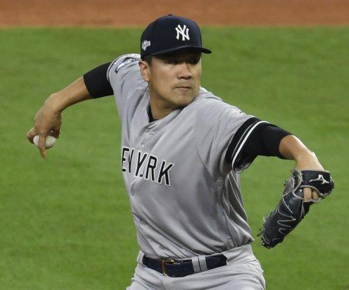 ALCS: Yankees' Tanaka to start vs. Astros' Greinke in postponed Game 4