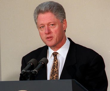 '90s impeachment: Bill Clinton dove into work to distract from scandal