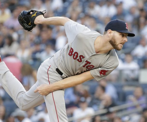 Boston Red Sox ace Chris Sale to start season on 15-day injured list