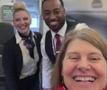 Woman discovers she is sole passenger on Washington-Boston flight