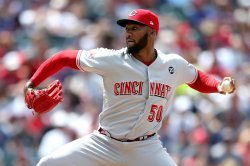 MLB suspends Reds' Amir Garrett for 'inciting' Cubs incident