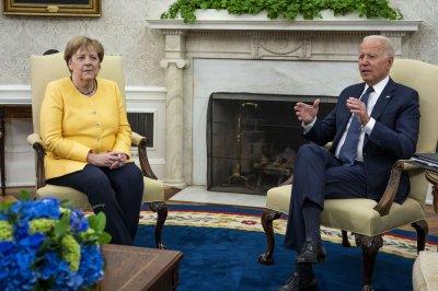 Biden, Merkel unite against Russian aggression on Nord Stream 2