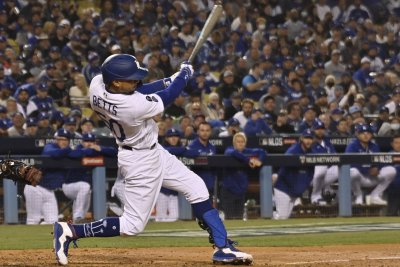 MLB playoffs: Betts, Dodgers tie series, force NLDS Game 5 vs. Giants