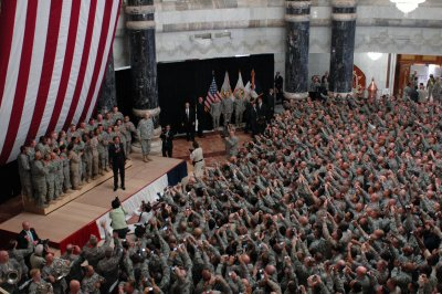 U.S. releases Camp Victory to Iraqis