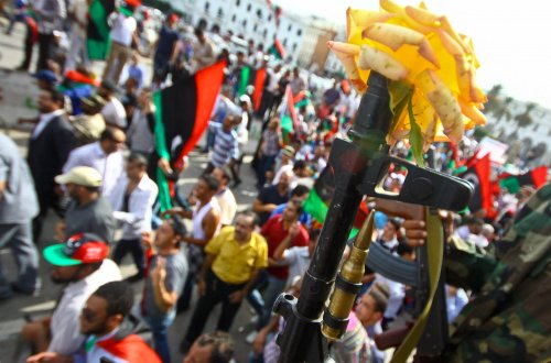 Commentary: 'Beware Arab Spring'