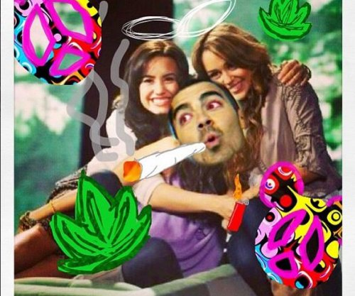 Demi Lovato shares '420' photo dedicated to Joe Jonas