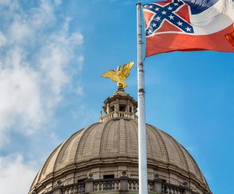 Judge blocks Mississippi 'religious freedom' law
