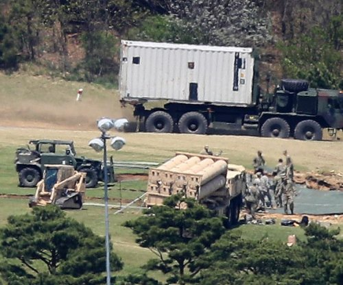 China says it's conducting military drills in response to THAAD