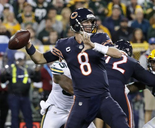 Will Chicago Bears switch to rookie QB Mitchell Trubisky?