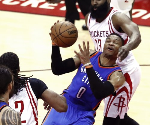 Thunder's tougher stretch starts with Clippers