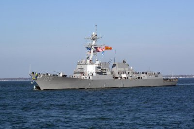 Future USS Inouye completes builder's trials after 4 days at sea
