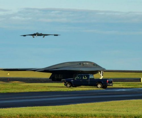 B-1s, B-2s conclude Bomber Task Force mission over Europe