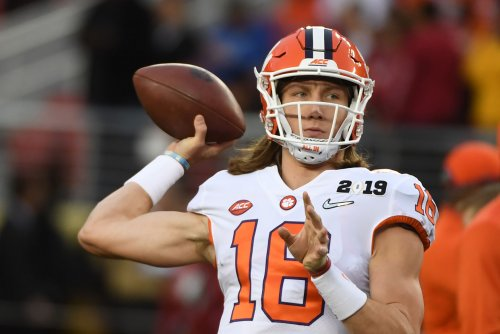 Trevor Lawrence, Jaguars' likely No. 1 pick, donating $20K to Jacksonville charities
