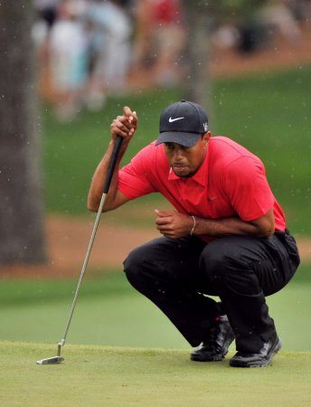 Tiger Woods outduels Sergio Garcia for Players Championship title