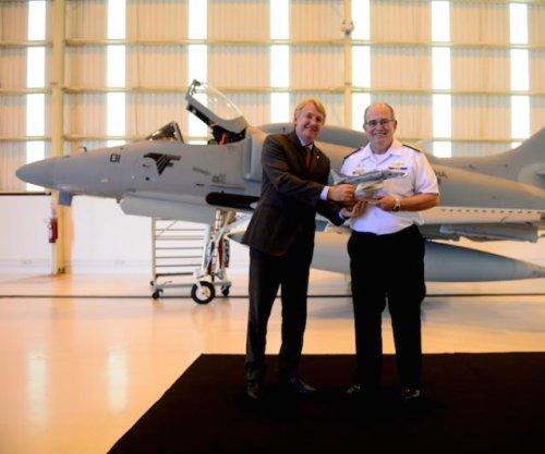 Brazilian Navy receives modernized A-4 Skyhawk