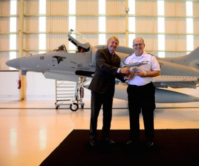 Brazilian Navy receives modernized A-4 Skyhawk