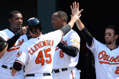 Baltimore Orioles collect 26 hits in rout of Oakland Athletics