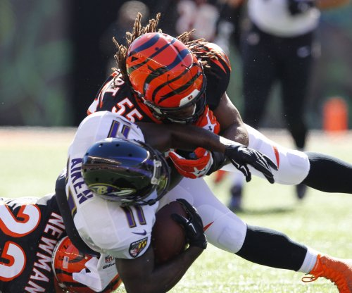 Bengals activate LB Vontaze Burfict from PUP list