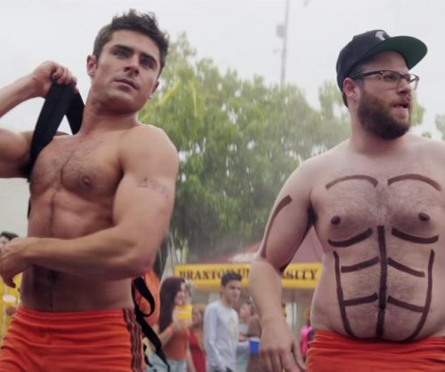 Seth Rogen, Zac Efron return in first trailer for 'Neighbors 2'