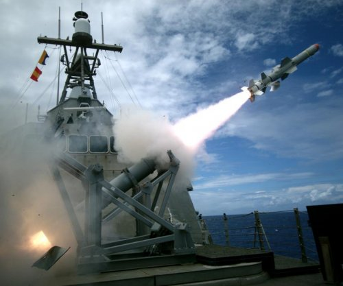 Safran's Sigma 40 integrates with Harpoon missile system