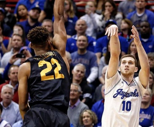 No. 4 Kansas pummels Long Beach State