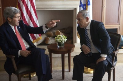 Kerry to address Israeli-Palestinian conflict Wednesday